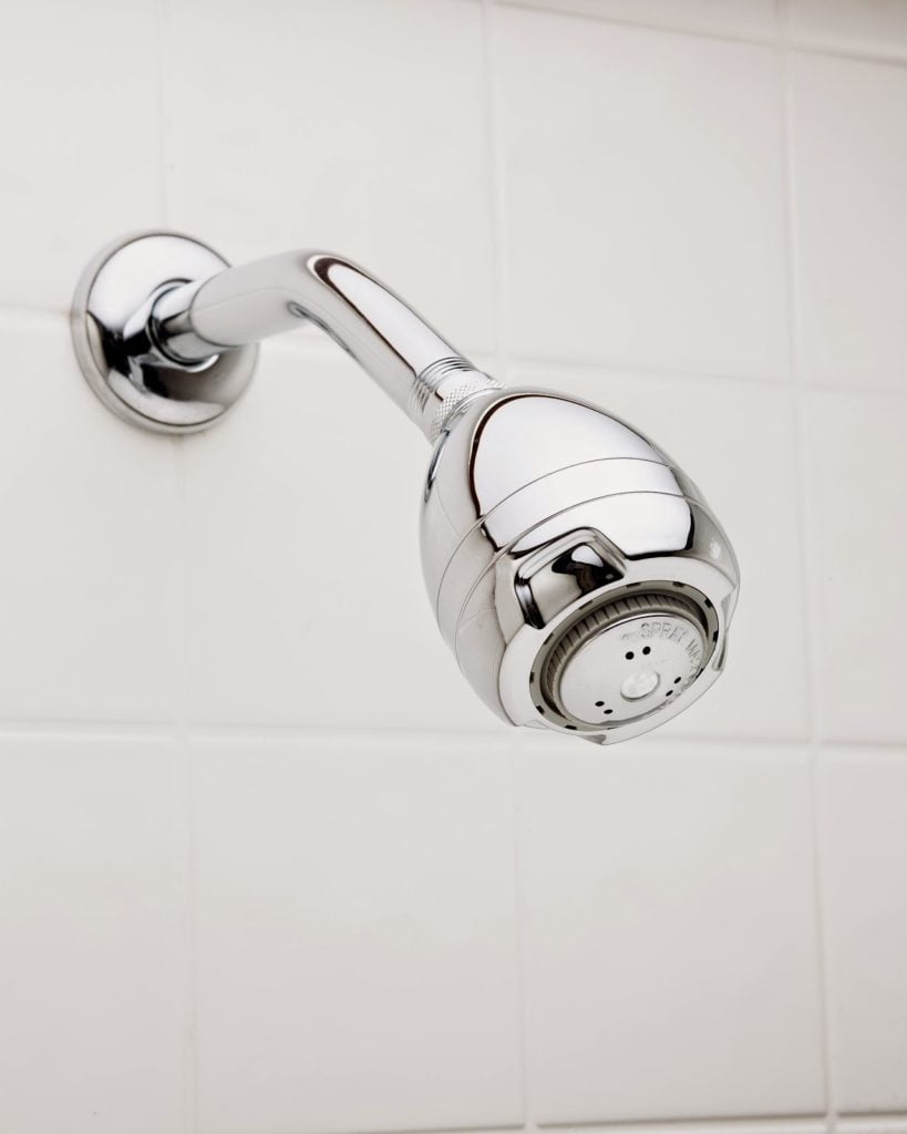How To Choose Best High Pressure Shower Head For Low Water - Rain shower head water pressure