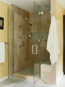 Shower Panel/Body Spray System